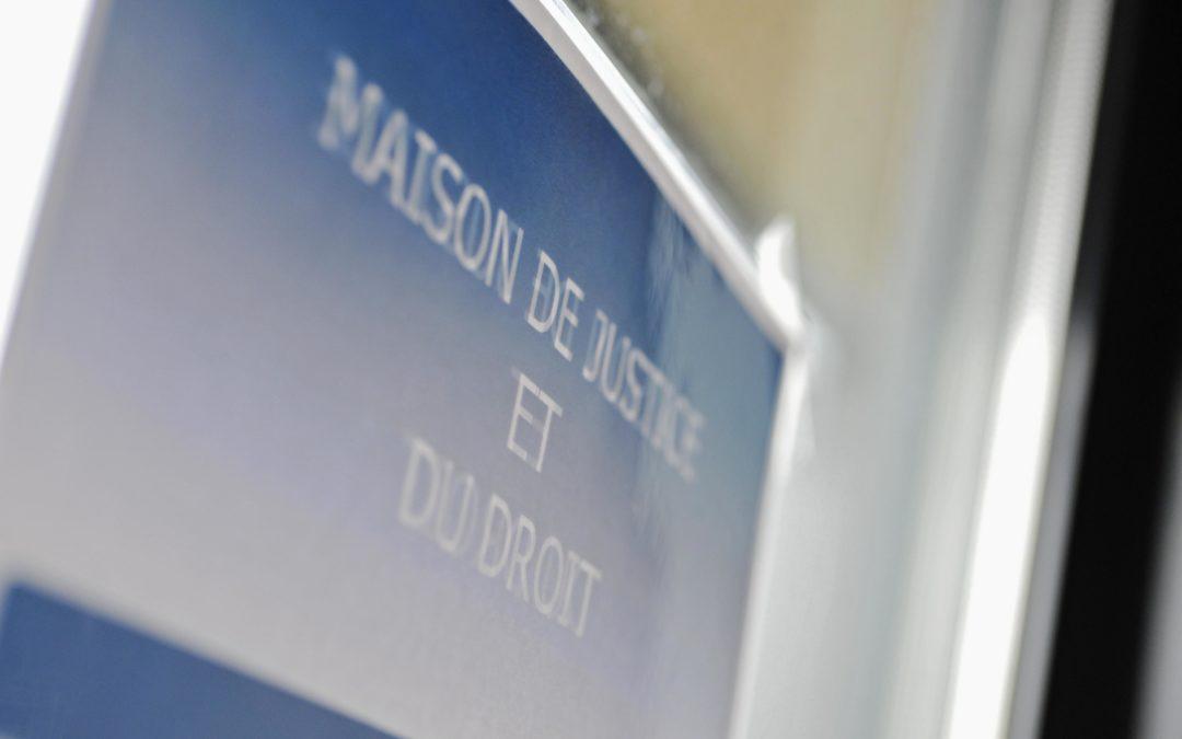 Réouverture au public de la Maison de Justice et du Droit de Beaubreuil