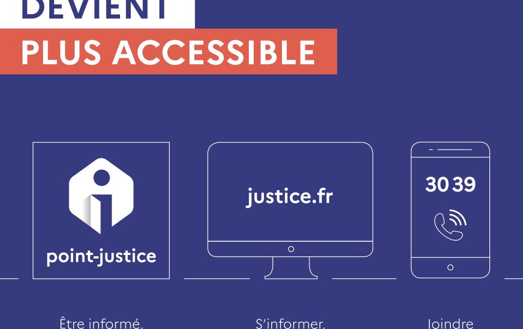 Un nouveau Numéro unique de l'accès au droit, le 3039.